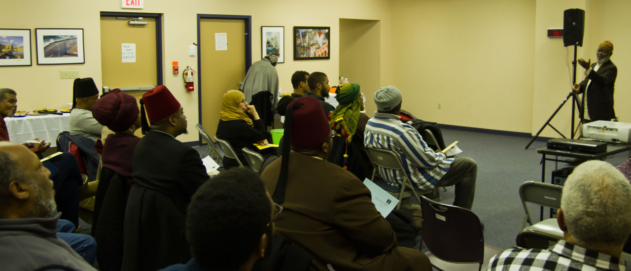 Muslim Voices at Scribe